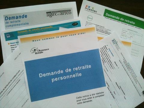 retraite-formulaire-demande